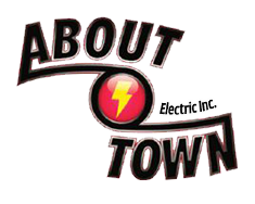 About Town Electric Logo